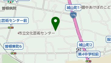 西琳寺の地図画像