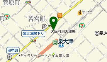 ウインザーの地図画像