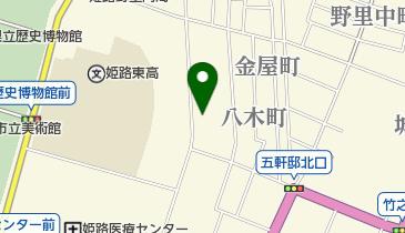 金岡印刷の地図画像
