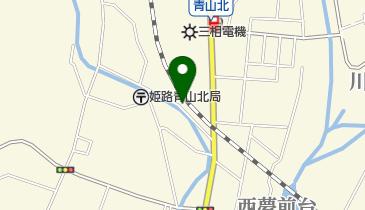 藤原自動車の地図画像
