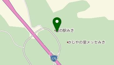 シェルブール道の駅みき店の地図画像
