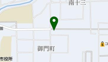 油六薬品株式会社の地図画像