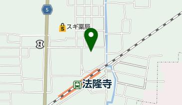 山崎自転車預かり所の地図画像