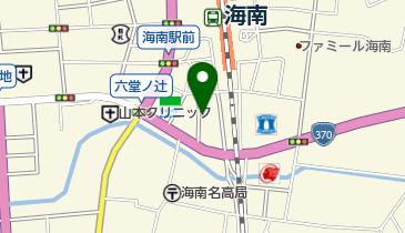 有交タクシーの地図画像