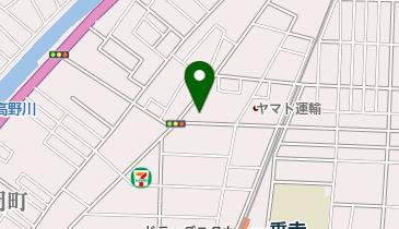 昌山鍼灸接骨院の地図画像