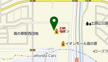 ディーズスイートマルシェ(D'sSweetMarche)の地図画像