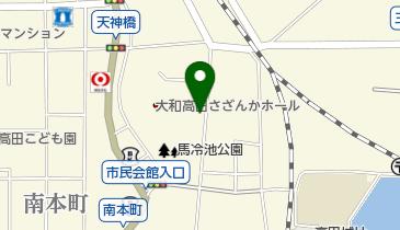 中央温泉の地図画像