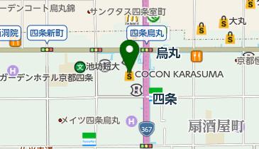 COCONKARASUMAの地図画像