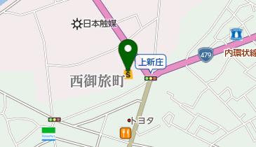 ジョーシン吹田上新庄店の地図画像
