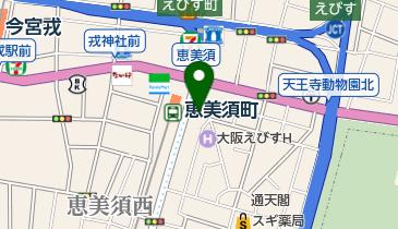 再来の地図画像