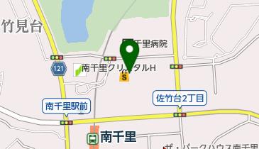 サニーサイド南千里店の地図画像