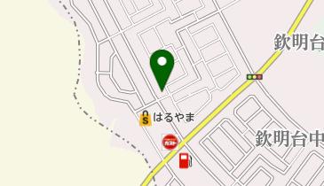 ブレーン松井山手校の地図画像