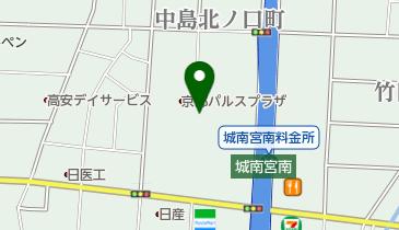 京都府総合見本市会館・京都パルスプラザの地図画像