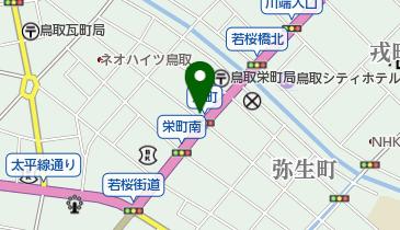 フライパンの地図画像