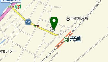 宍道タクシーの地図画像