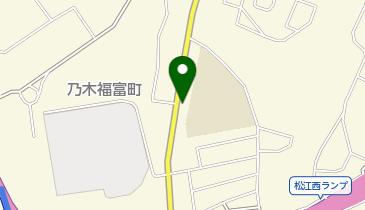 ふくタクシーの地図画像
