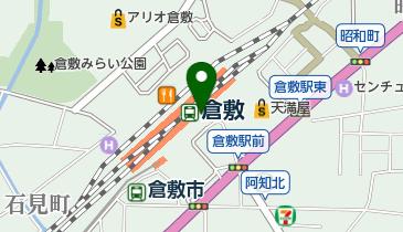 深夜タクシー共同営業所の地図画像