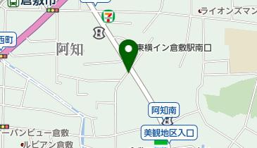 たこ焼きたこまるの地図画像