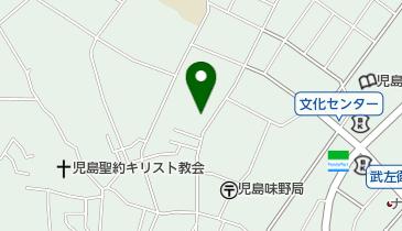 西原屋旅館の地図画像