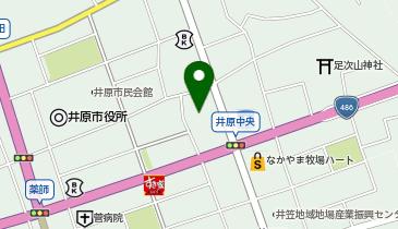 尚美堂の地図画像