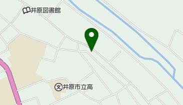 笹井呉服店の地図画像