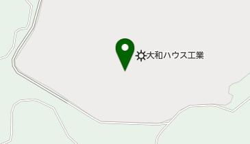 大和ハウス工業株式会社岡山工場の地図画像