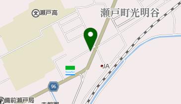 なかむらたこ焼の地図画像