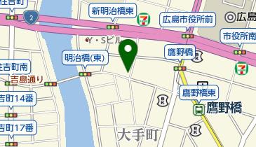 谷沢楽花園の地図画像
