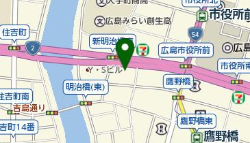 シマモト理容院の地図画像