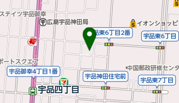 三進タクシーの地図画像