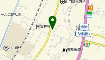 株式会社PLMの地図画像