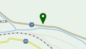 河装の地図画像