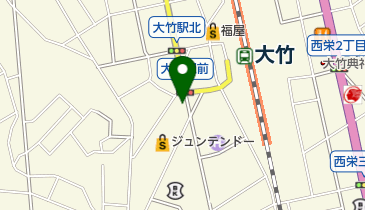 クローバー喫茶スナックの地図画像