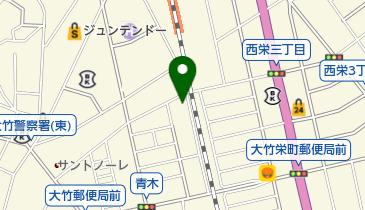 スタンドらんの地図画像