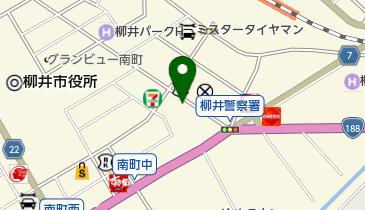 おおさか屋の地図画像