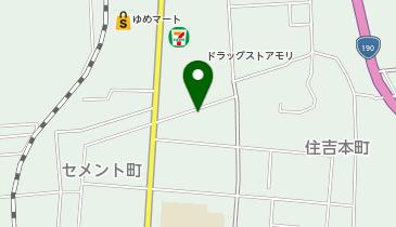 スナックAmiの地図画像