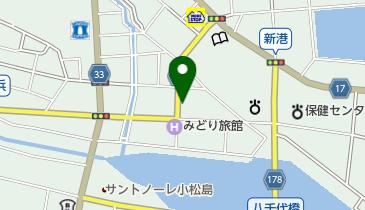 三條の地図画像