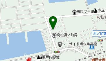おおにしタクシーの地図画像