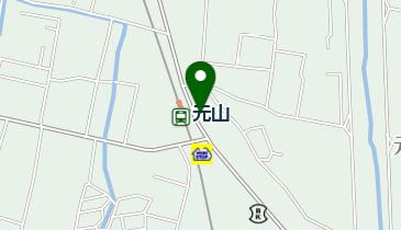 元山タクシーの地図画像