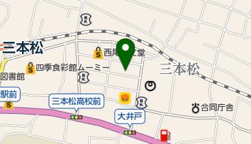 スナックドリームの地図画像
