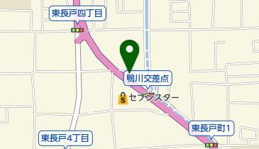 城北タクシー 和気営業所の地図画像