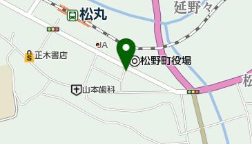 吉野生タクシーの地図画像