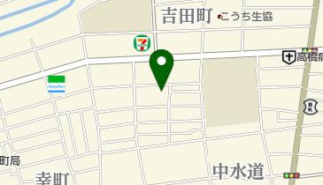 南四国個人タクシー協同組合の地図画像