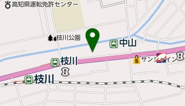 スナックベイブの地図画像