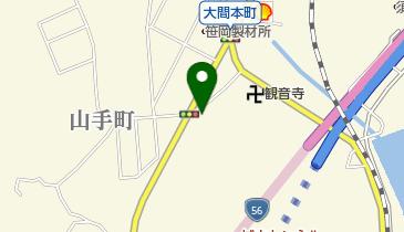 ながやま凧屋輝の地図画像