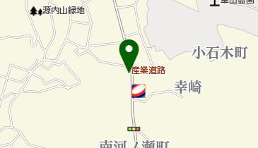 はなまるタクシーの地図画像