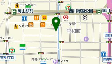 いとうの地図画像