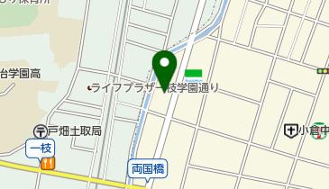 アラモード洋菓子店の地図画像