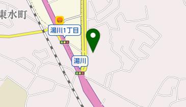 アマノマネジメントサービス株式会社北九州支店の地図画像
