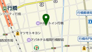 杏樹の地図画像
